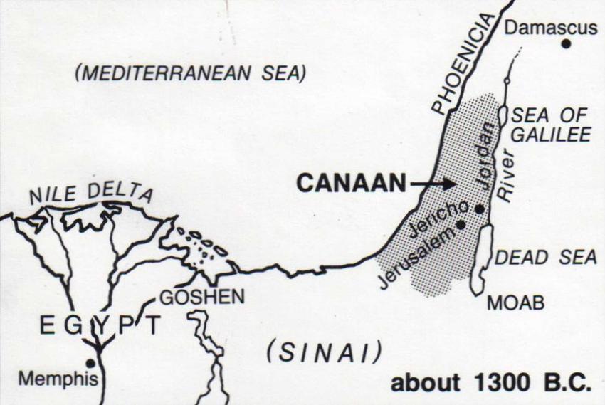 Historia narodu Izraela krok po kroku, czyli starożytny Izrael w pigułce, ziemia Kaanan, 12 plemion, królowe, najważniejsze informacje o dominacji Rzymu i Babilonu