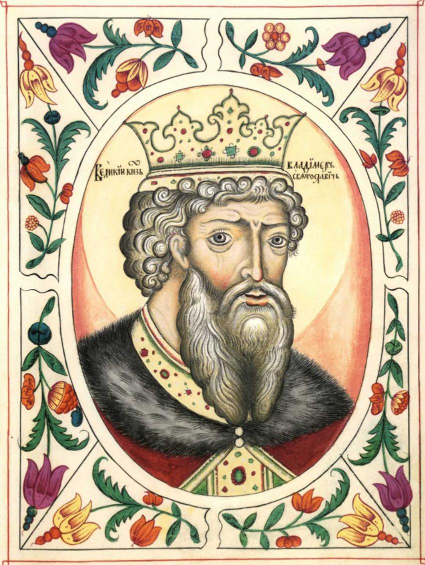 Włodzimierz Wielki i jego biografia, czyli historia, życiorys, kobiety, osiągnięcia i potomstwo oraz informacje