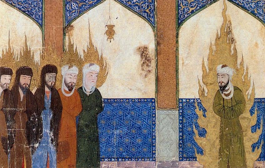 Jezus i Koran, czyli w jaki sposób postać Jezusa została ukazana w Koranie i jak funkcjonuje Jezus w islamie