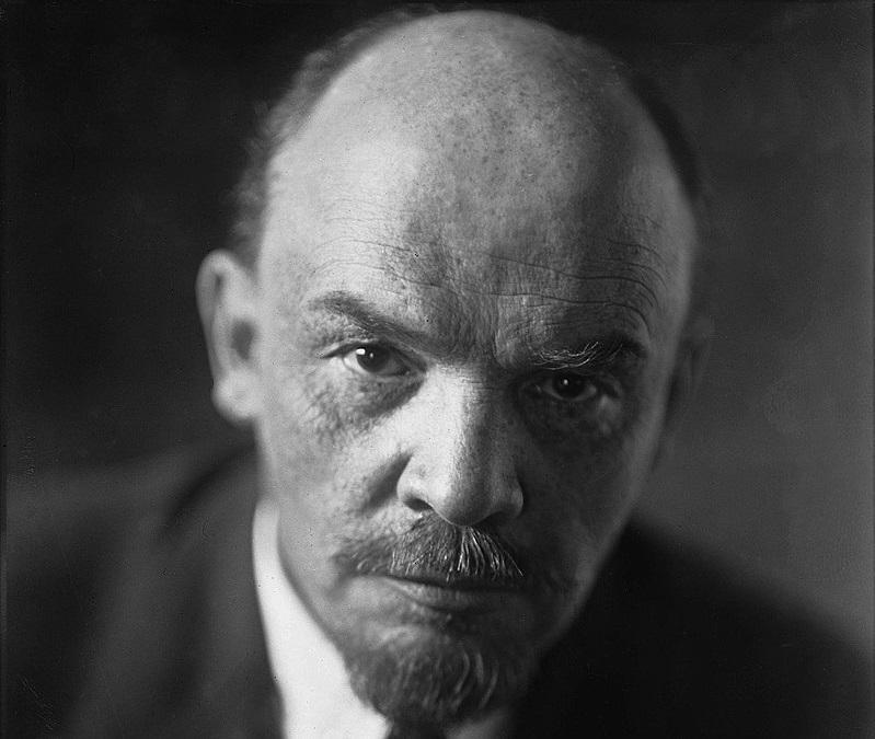 Śmierć Lenina w 1942 r. miała skutki zarówno dla Rosji, jak i dla Polski. Lenin na fotografii z 1920 r.