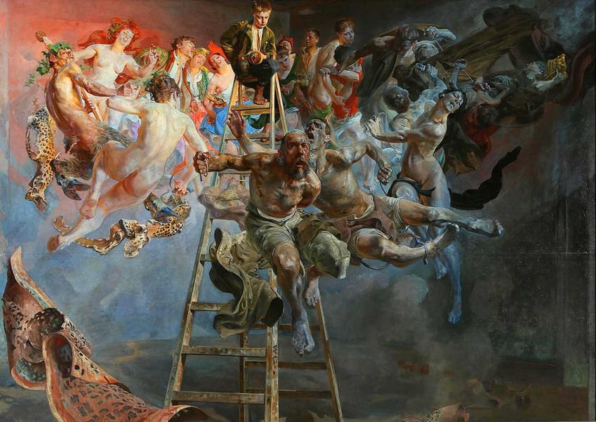 10 najważniejszych malarzy w Polsce, czyli najważniejsi przedstawiciele sztuki w polskim malarstwie