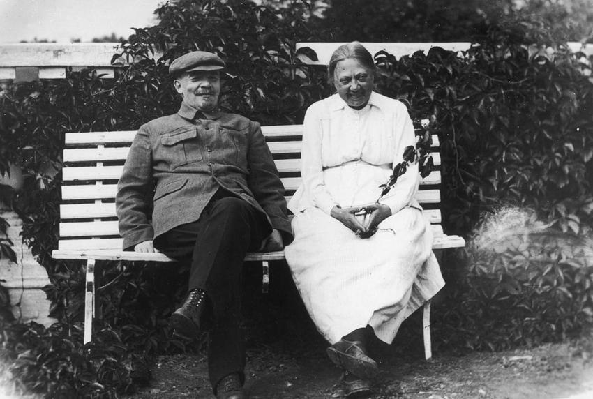 Nadieżda Krupska i jej biografia, życiorys, pochodzenie, małżeństwo, znaczenie w historii Rosji