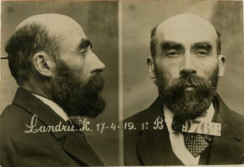 Henri Landru, czyli Sibobrody i jego morderstwa, popełnione zbrodnie, proces, ofiary, kara i pochodzenie zbrodniarza