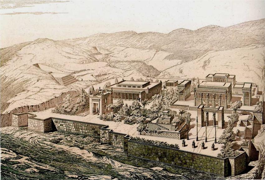 TOP 10 najpiękniejszych miast starożytności, czyli najciekawsze i piękne miasta wybudowane w starożytnych cywilizacjach