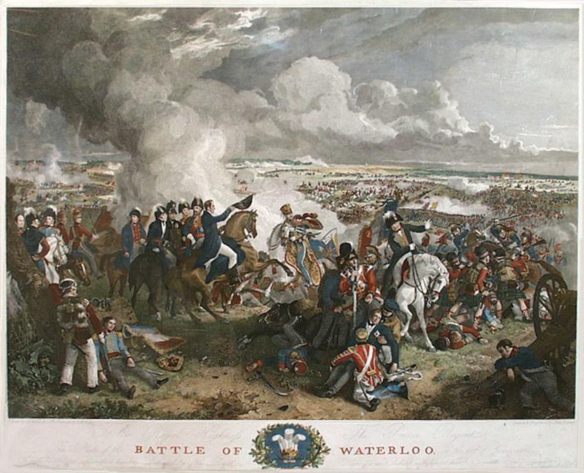 Sto dni Napoleona krok po kroku, czyli opis, przebieg, znaczenie w historii Francji i Europy, najważniejsze daty