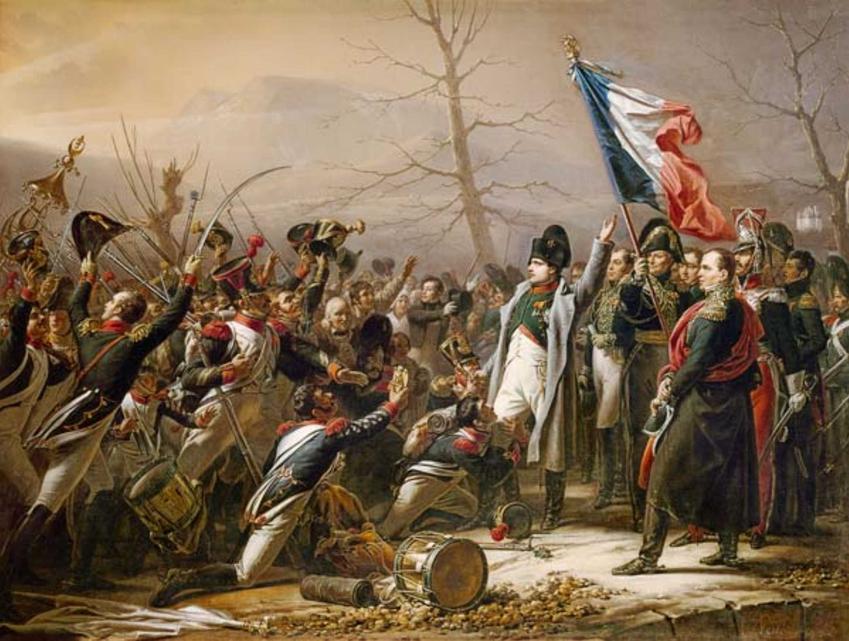 Sto dni Napoleona, czyli przebieg wydarzeń, bitwy, daty, zdarzenia, znaczenie i sława wodza