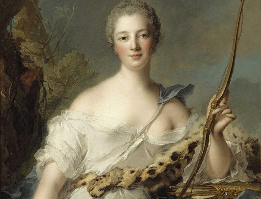Madame de Pompadour, czyli faworyta krówla Ludwika XV oraz jej pochodzenie, rola w historii, najważniejsze informacje