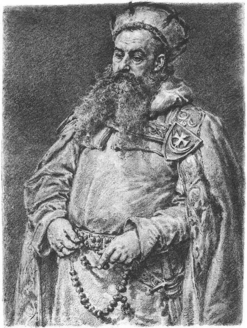 Wszyscy władcy Polski w rozbiciu dzielnicowym - książęta oraz seniorzy zarządzający dzielnicami Polski