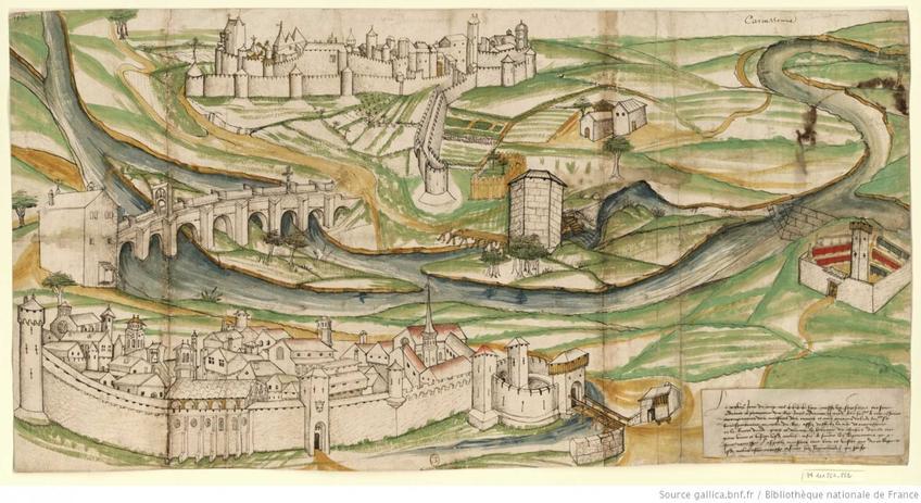 10 najpiękniejszych miast średniowiecza, czyli lista najpiękniejszych i najciekawszych miast ze średniowiecza
