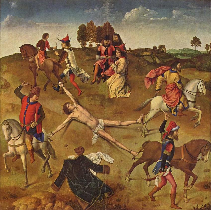 Najbardziej okrutne kary śmierci, czyli tortury oraz kara śmierci wykonywana w średniowieczu i starożytności
