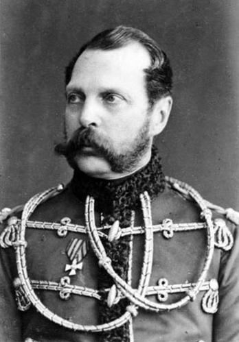 Sojusz Trzech Cesarzy ze strony Rosji podpisał Mikołaj I Car Rosji - na fotografii z początku XX wieku