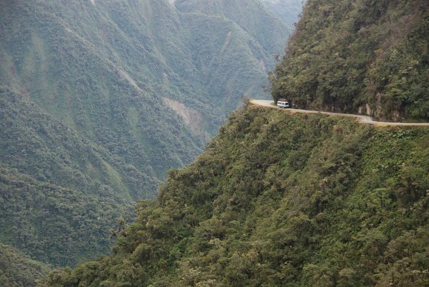 Najbardziej przerażające miejsca na świecie, czyli 9 najbardziej przerażających miejsc dla turystów