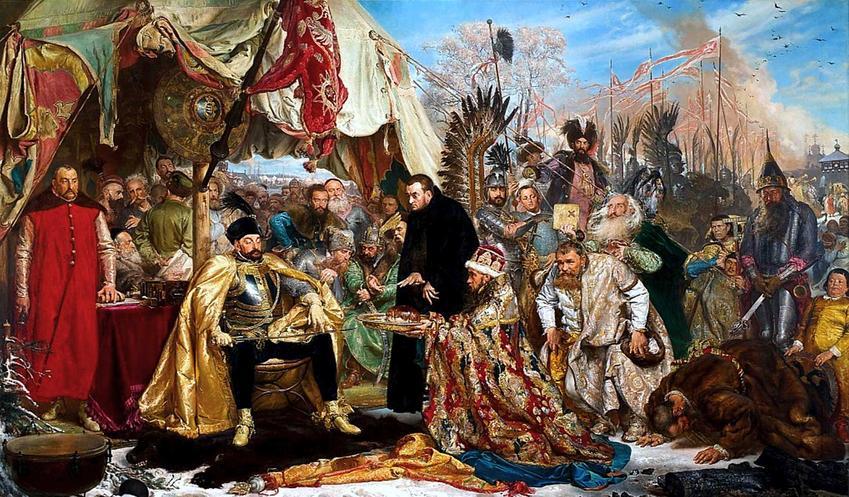 Wojna polsko-rosyjska w czasie rządów Stefana Batorego, a także informacje data, przebieg i strony konfliktu, skutki i pokój