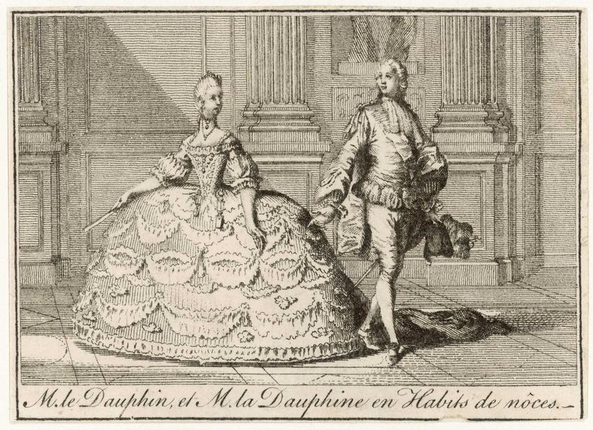 Maria Antonina i jej smutne życie, czyli pochodzenie, panowanie, małżeństwo, rewolucja francuska i śmierć