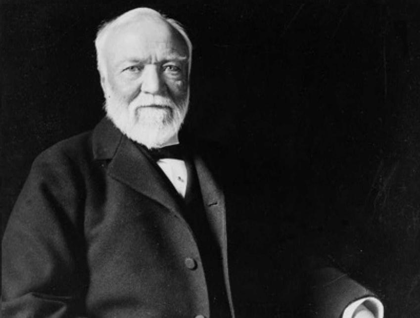 Andrew Carnegie, czyli amerykański przedsiębiorca i jego historia, życiorys, biznesy, pieniądze, inwestycje