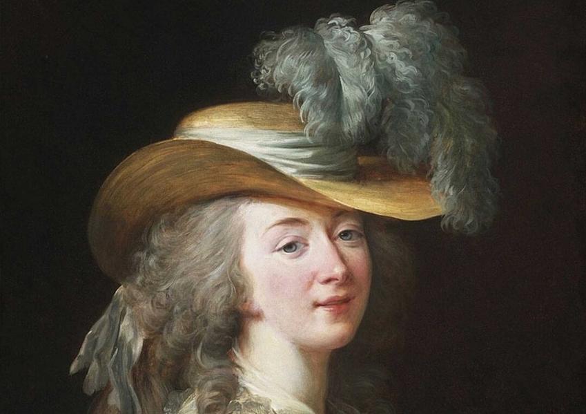 Madame du Barry i jej historia, czyli kurtyzana i kochanka oraz oficjalna metresa Ludwika XV, króla Fracji i jej historia
