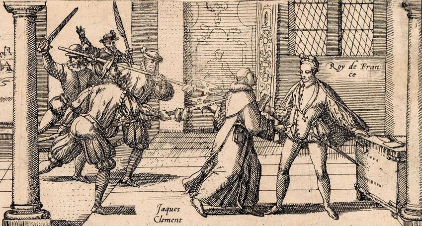 Królobójcy francuscy, czyli historia francuskich władców, którzy zostali zamordowani, plotki, morderstwa, skandale
