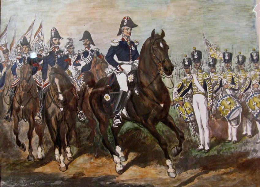Polacy w wojnach napoleońskich, a także najważniejsze informacje: daty, wydarzenia, wojny, oddziały bitewne biorące udział w wojnach z Napoleonem