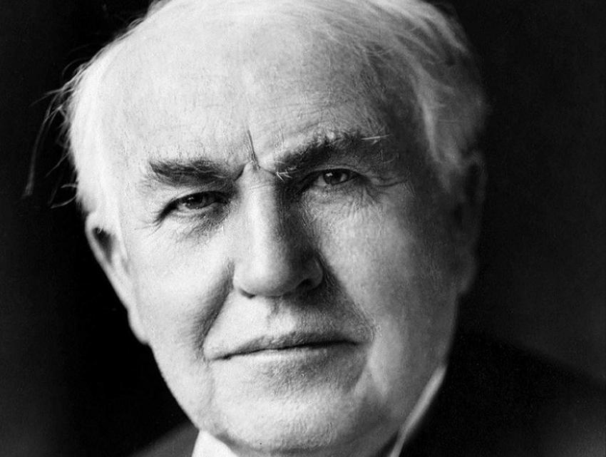 Thomas Edison, wielki wynalazca i najważniejsze informacje o jego życiu, wykształcenie, dokonania, rodzina oraz historia wynalazcy żarówki