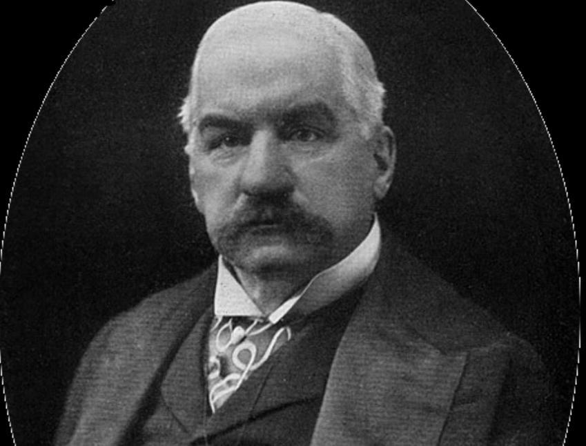 John Pierpont Morgan i jego historia, czyli życiorys mecenasa sztuki, praca, rodzina, życie oraz kolekcja dzieł