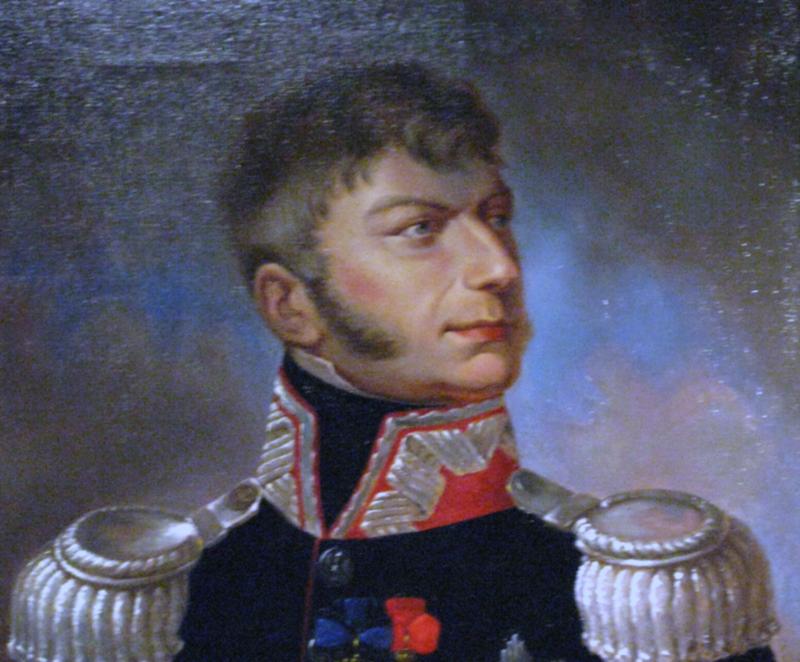 Powstanie listopadowe wybuchło pod władzą doświadczonych wojskowych - Józef Chłopicki na obrazie Macieja Szczepańczyka