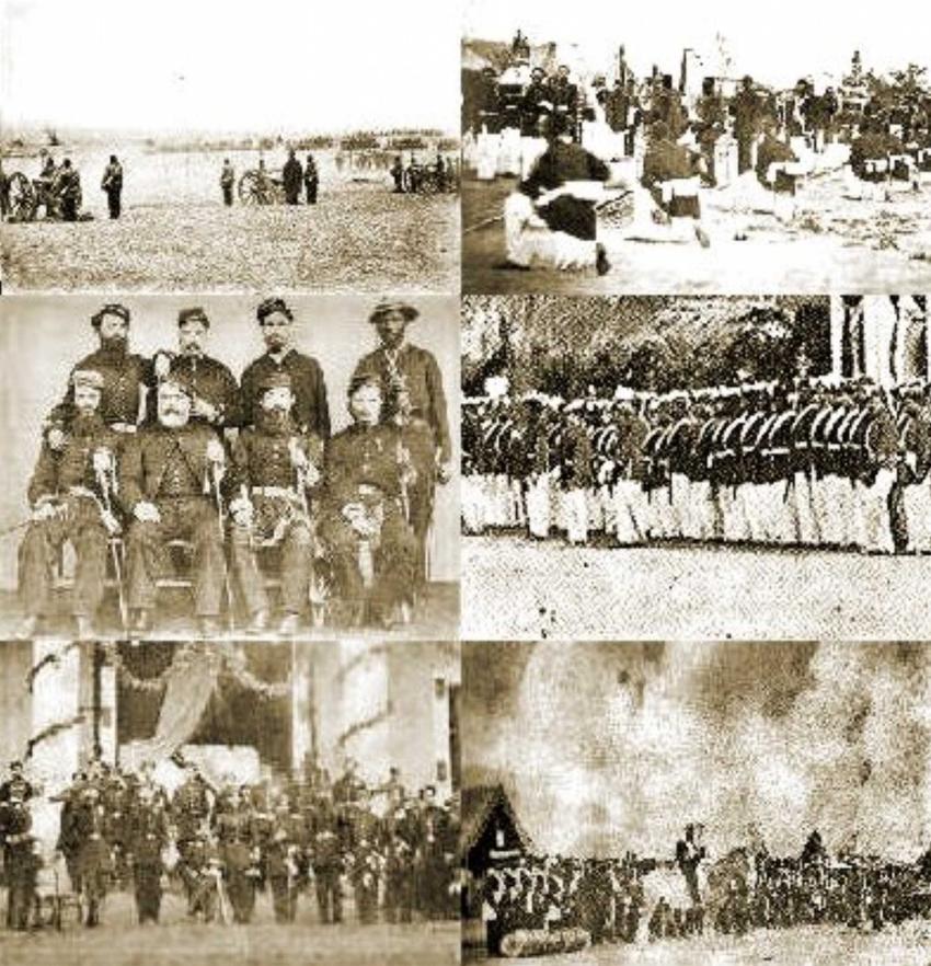 Wojna paragwajska krok po kroku, czyli najważniejsze wydarzenia: daty, przyczyny, skutki oraz przebieg i strony konfliktu