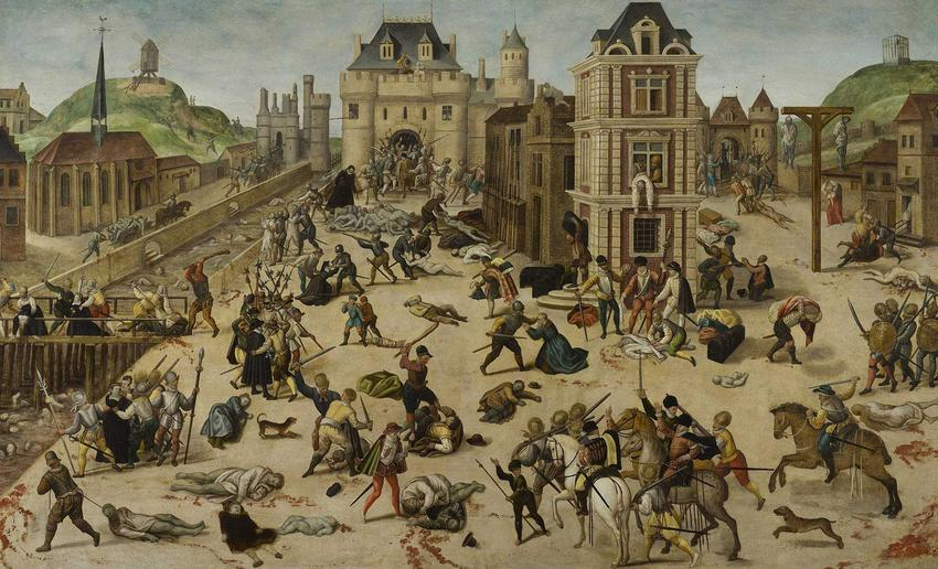 Noc świętego Bartłomieja, czyli krwawe wesele i rzeź hugenotów krok po kroku: data, najważniejsze wydarzenia, skutki