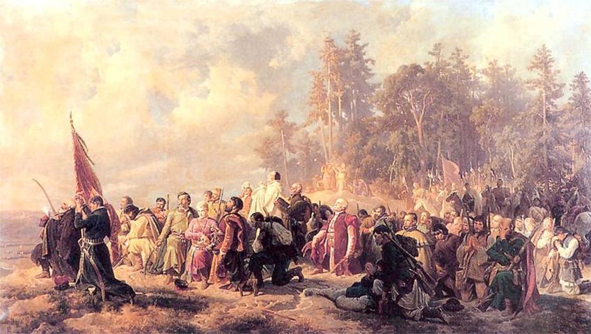 Konfederacja barska i jej przyczyny, skutki, zawiązanie oraz przywódcy i najważniejsze potyczki i bitwy