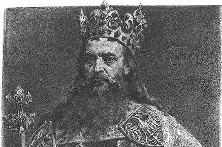 Krół Kazimierz Wielki na portrecie Jana Matejki, a także żony Kazimierza Wielkiego i ciekawostki na ich temat