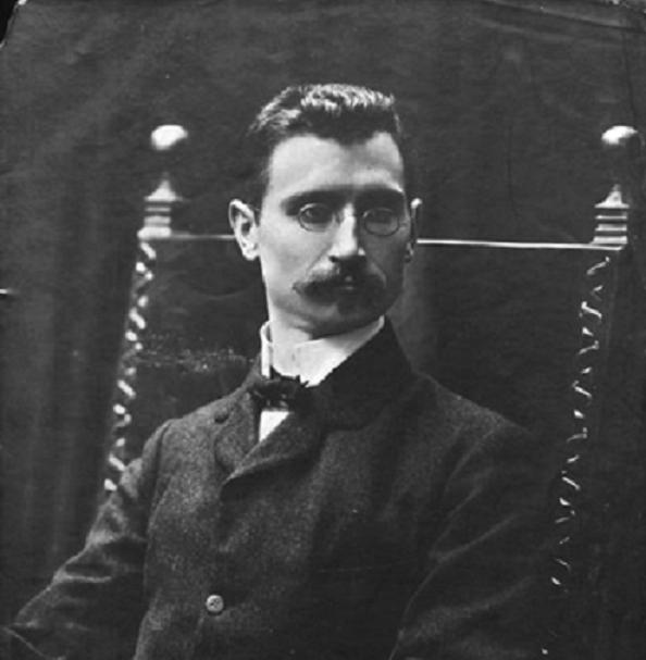 Dowódcy powstania styczniowego nie wysławili się tak bardzo, jak Romuald Traugutt, który jest ostatnim Dyktatorem Powstania. Traugutt na fotografi z połowy XIX w.