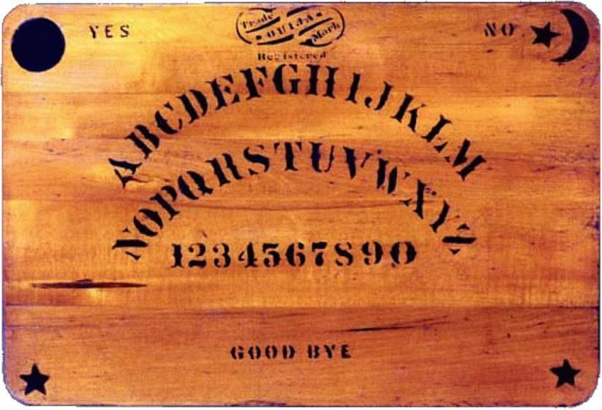 Opętanie Rolanda Doe przez demona za pomocą tabliczki planszy Ouija, a także historia jego egzorcyzmów