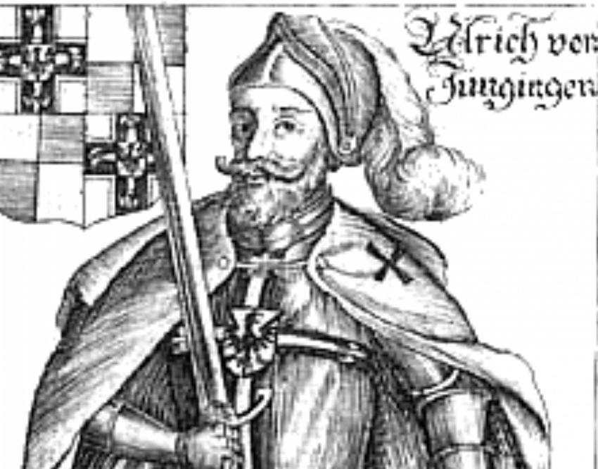 Ulrich von Jungingen i jego historia, czyli życie Wielkiego Mistrza Krzyżackiego, osiągnięcia i znaczenie w historii