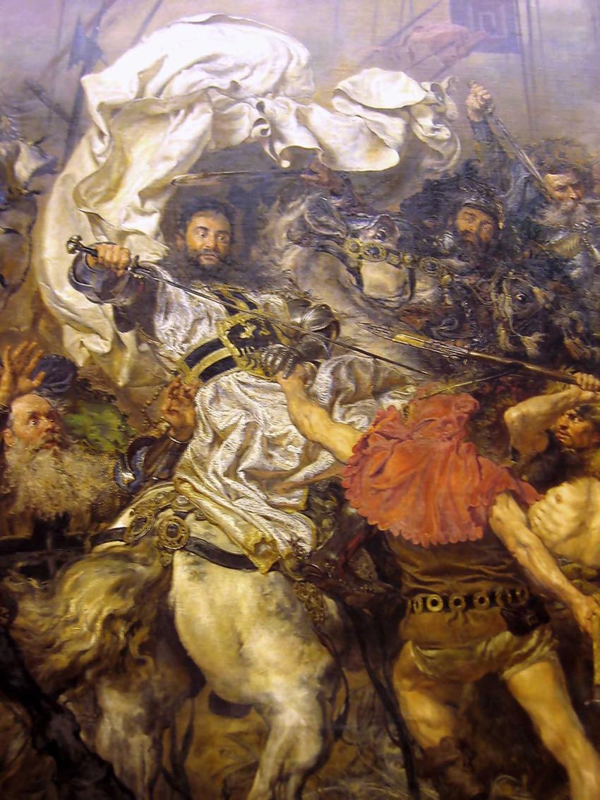 Urlich von Jungingen, czyli Wielki Mistrz Krzyżacki, działalność, wojny z Polską, pochodzenie