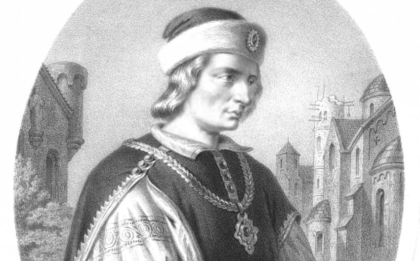 Władysław I Herman, król Polski a także jego żony oraz dzieci, które potem władały Polską