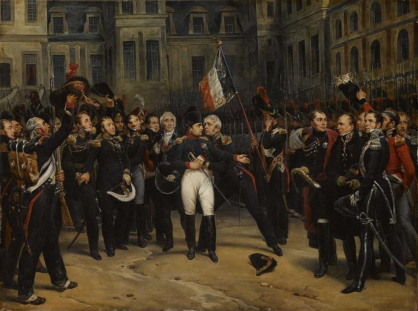 Napoleon Bonaparte i wyspy, na które był zsyłany, czyli Korsyka, Elba i wyspa Świętej Heleny oraz jego hisoria