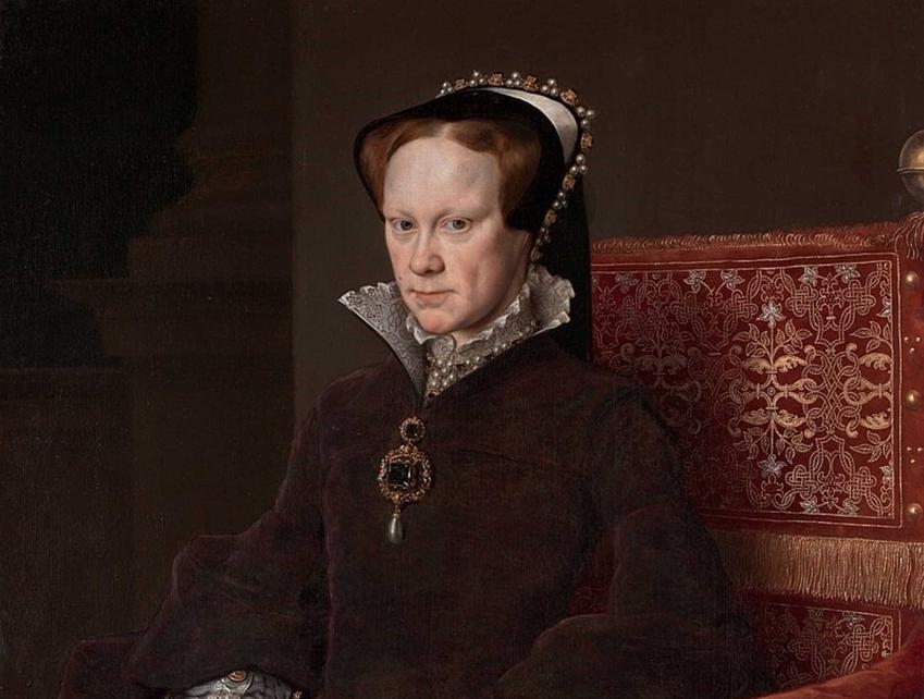 Maria Tudor, czyli królowa Wielkiej Brytanii, tak zwana Krwawa Mary i jej historia, małżeństwo, koronacja, kontrowersje