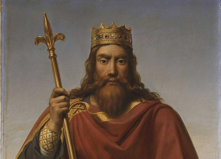 Chlodwig I, król Franków, a także jego życiorys, pochodzenie, koronacja, chrzest i zjednoczenie państwa