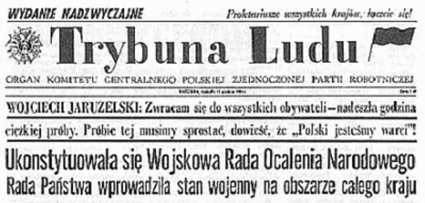 Najpopularniejsze gazety w czasach PRL-u, czyli najbardziej popularne tytuły, opisy, lata wydawania
