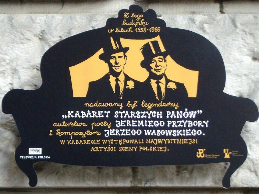 Popularne programy telewizyjne w PRL, tematyczne programy rozrywkowe, kabarety i tym podobne