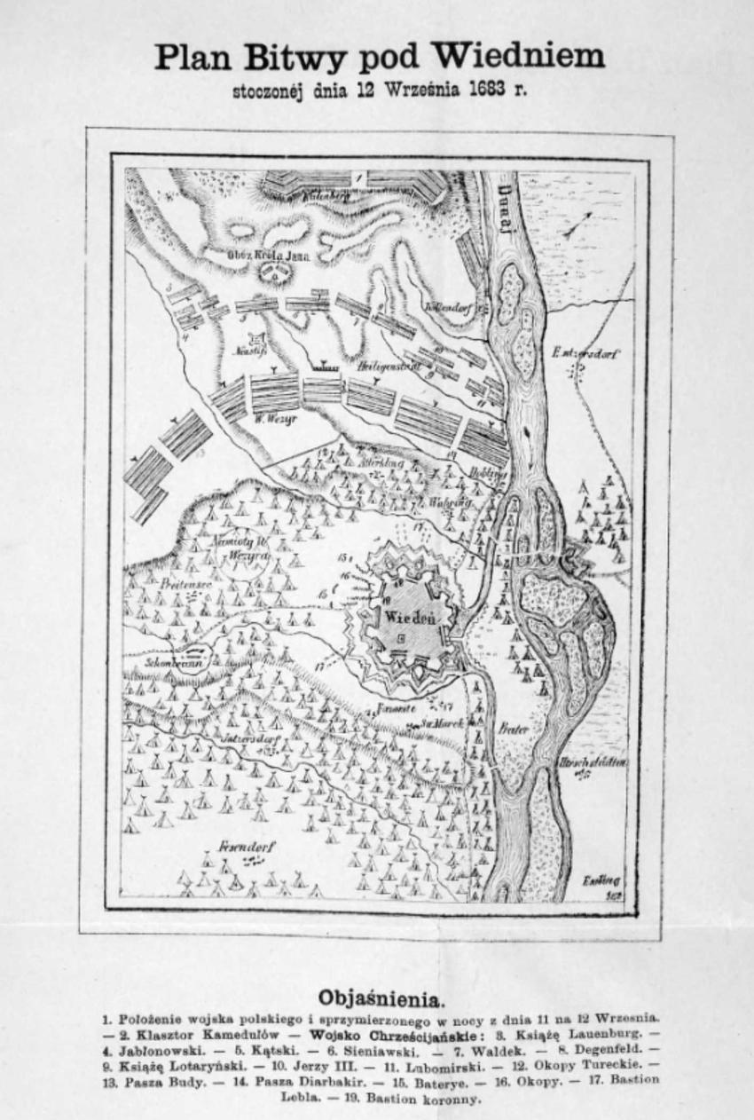 Sobieski pod Wiedniem, czyli bitwa Wiedeńska krok pokroku, daty, przebieg, historia oraz najważniejsze informacje