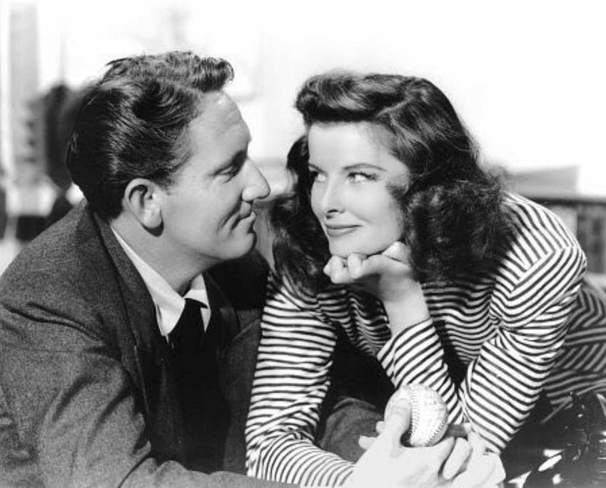 Romans Katherine Hepburn i Spencer Tracy, a także jego kulisy, poznanie się pary, kontrowersje oraz legenda