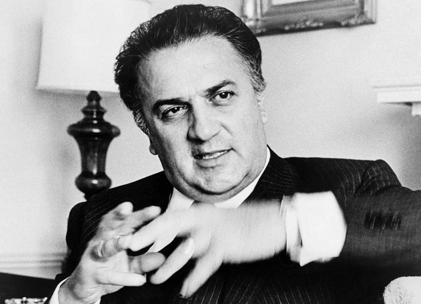 Giulietta Masina i Federico Fellini, czyli wielka miłość legend kina oraz ich historia, daty i wydarzenia