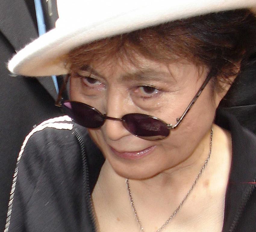 Yoko Ono i John Lennon oraz ich historia, czyli najważniejsze informacje, związek, śmierć Lennona