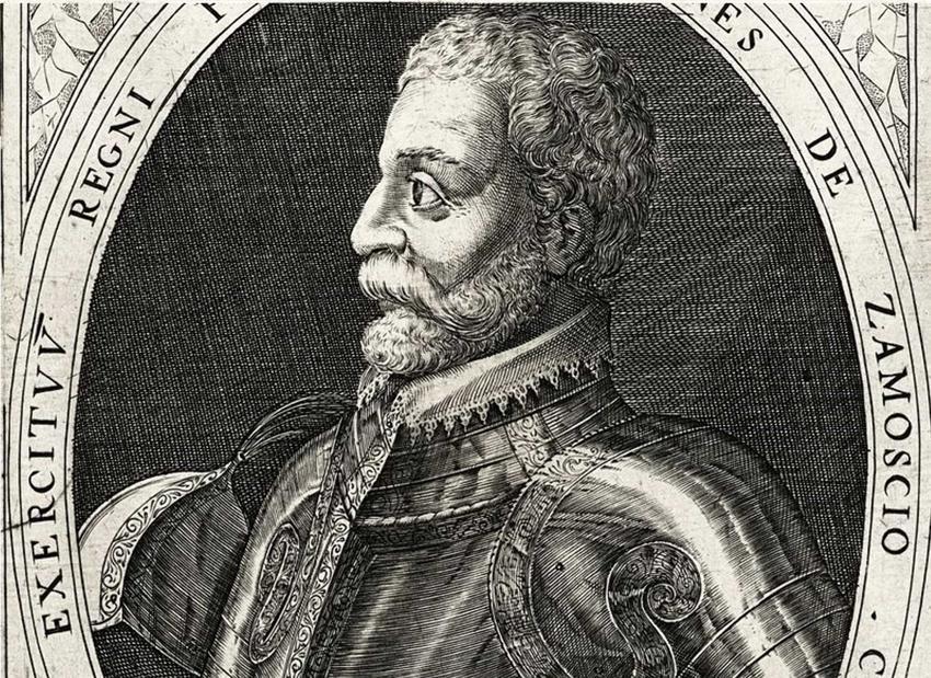 Jan Zamoyski, Wielki Hetman Koronny, a także jego życiorys, polityka oraz twórczość