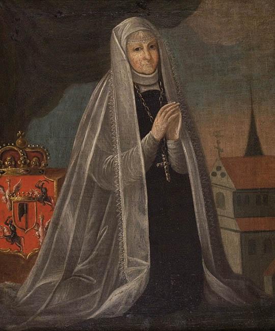 Żona Władysława Jagięłły, Elżbieta Granowska była trzecią żoną Władysława Jagięłły, jednak ich związek trwał bardzo krótko.