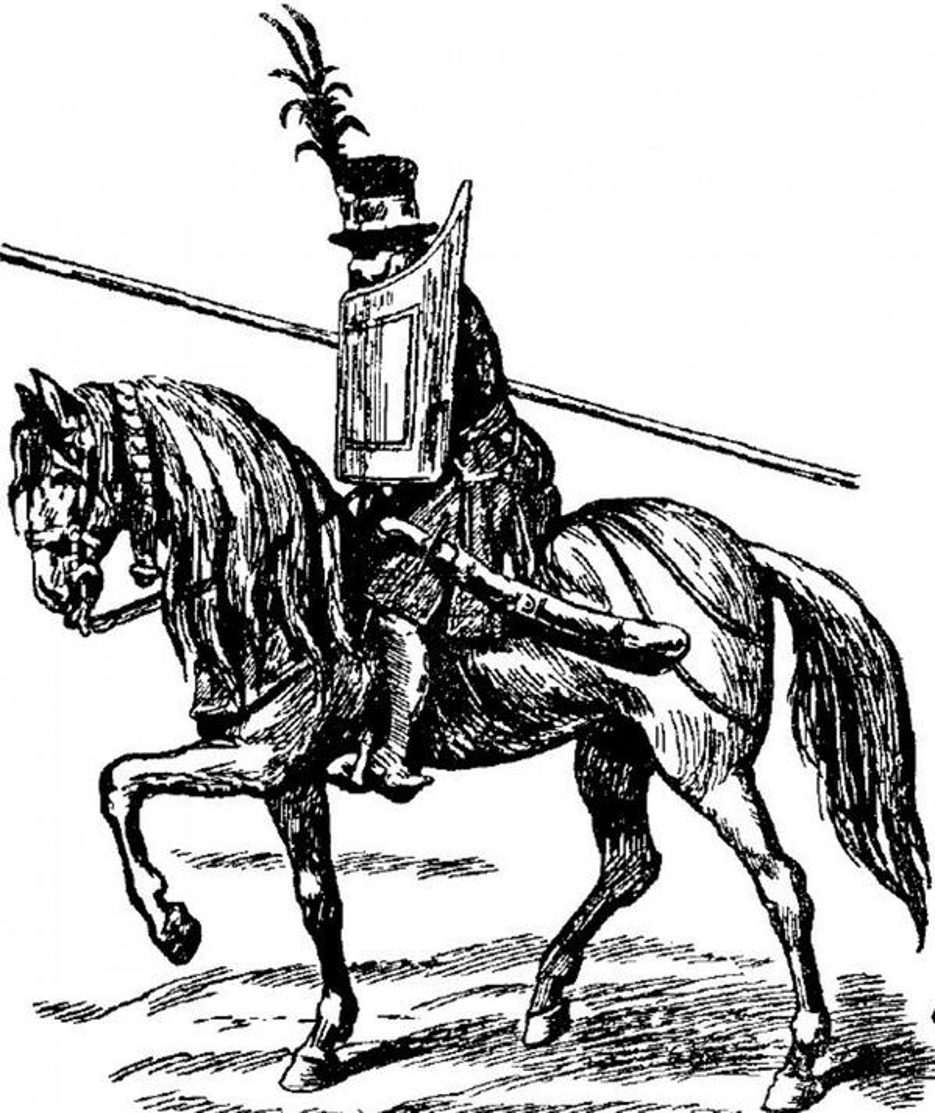Husaria i jej historia, czyli daty, uzbrojenie i konie oraz chorągwie w Polsce