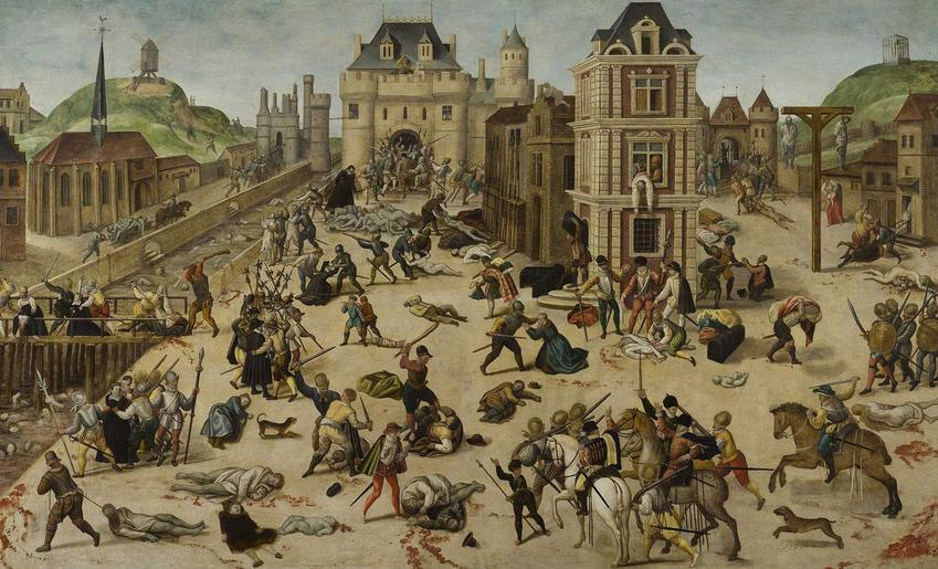 Wojny religijne we Francji, czyli daty, przebieg, przyczyny, najważniejsze wydarzenia, skutki