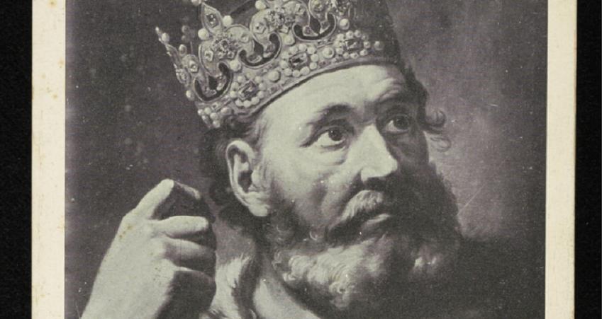 Żony i nałożnice Bolesława Chrobrego - król na obrazie Baciarellego