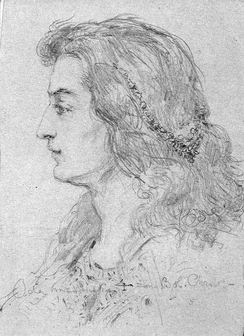 Oda Miśnieńska, żona Bolesława Chrobrego w wyobrażeniu Jana Matejki, a także informacje o innych żonach i kochankach króla