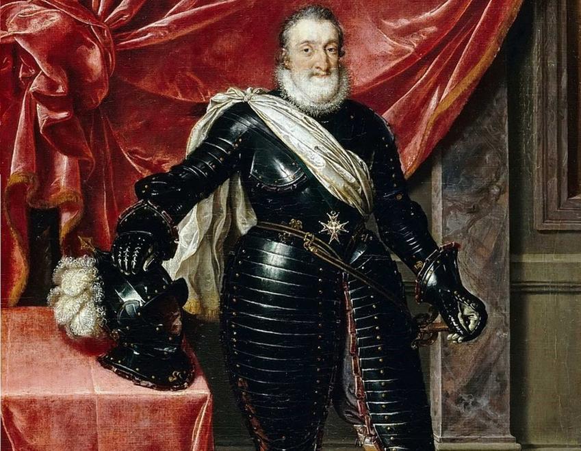 Henryk IV wielki i jego życiorys, czyli historia, małżeństwo, dzieci, pochodzenie, najważniejsze daty